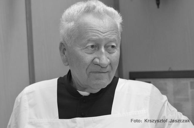 Ks. Prałat Czesław Żyła - Foto: Krzysztof Jaszczak